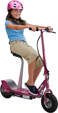 Razor E300S Sit On Electric Scooter for Teens