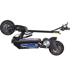 UBERSCOOT 1000W ELECTRIC SCOOTER - Off road electric scooter with seat