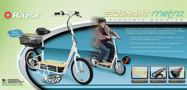 electrick scooter for adults with seat
