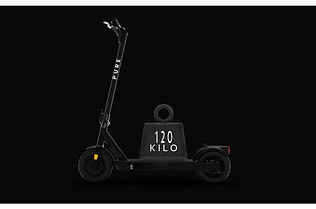 Pure Air Pro electric scooter review - 120 kg weight limit
