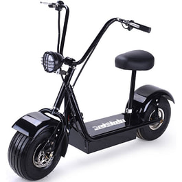 Fatboy 800 Watt electric scooter - Mototec Fat Tire Electric Scooters With Seat