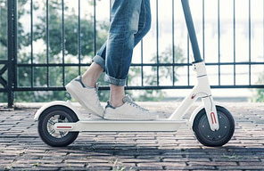 types of electric scooters