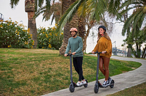 Ninebot E22E - best electric scooter for college students