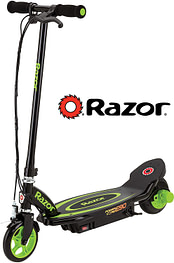 electric scooter for girls - Razor Power Core E90