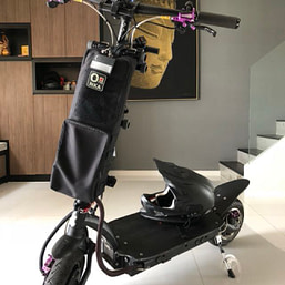 Dualtron Ultra 2 Electric Scooter for Heavy Riders