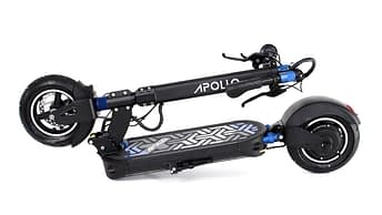 Apollo Explore - powerful electric scooter for adults