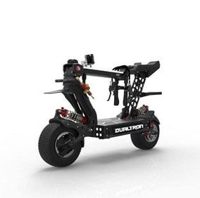 Best electric scooter for climbing hills - Duatron X