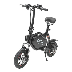 Best Folding Electric Scooter With Seat For Adults - ORCA Mark I