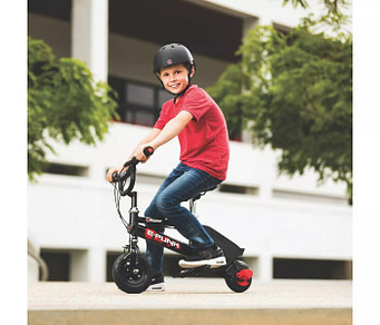 Razor e-punk kids electric scooter with seat