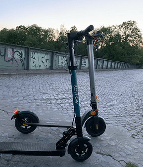 SoFlow SO2 Foldable Electric Scooter For Adults