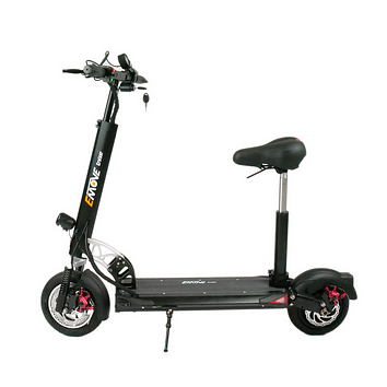 Emove Cruiser Electric Folding Scooter with Seat