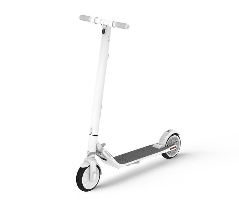 Ninebot ES2 - Fashionable White Electric Scooter