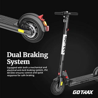 Gotrax XR Elite Electric Scooter for Teenagers