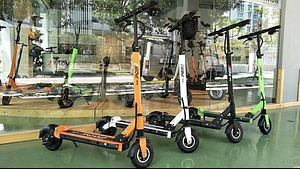 EMOVE Touring Electric Scooter - Emove touring