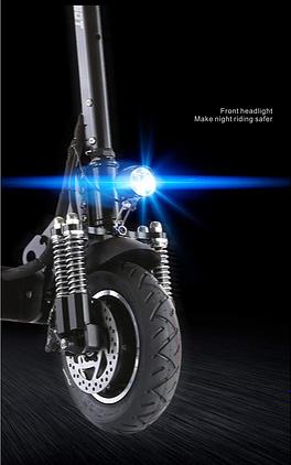 Nanrobot D4+ Powerful Electric Scooter - lights