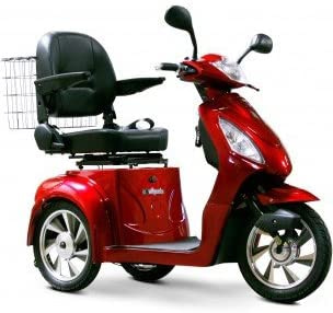E-Wheels EW-36 3-Wheel electric Scooter for Adults