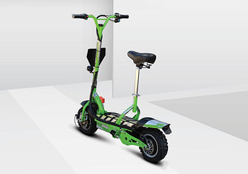 UBERSCOOT ES07 SX1200W 48V - off road electric scooter with seat