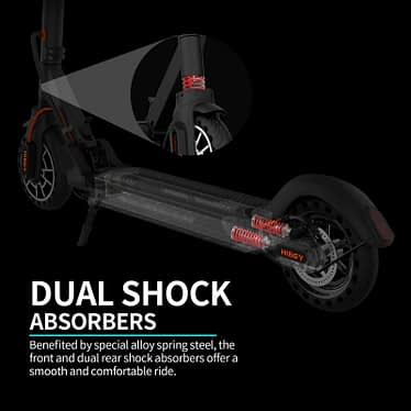 HiBoy MAX V2 - Best Electric Scooter for Adults Under $500