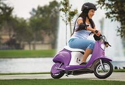 Razor Pocket Mod Miniature Euro-Style Electric Scooter for Girls