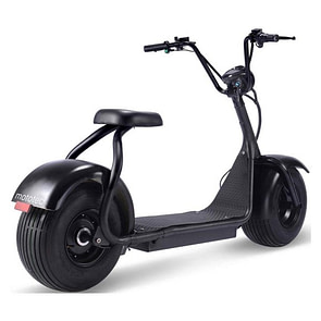 Mototec Fat Tire Electric Scooters With Seat - Fat Tire 2000 W Lithium electric scooter