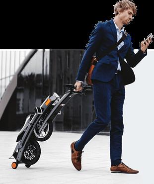 Best Electric Scooter for NYC: Stigo B1