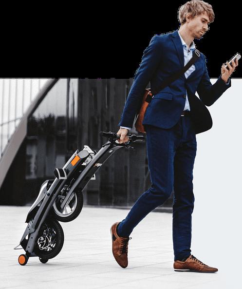 Stigo B1 - Most stylish electric scooter bike