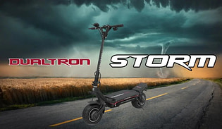best fast electric scooters for heavy riders - Dualtron Storm
