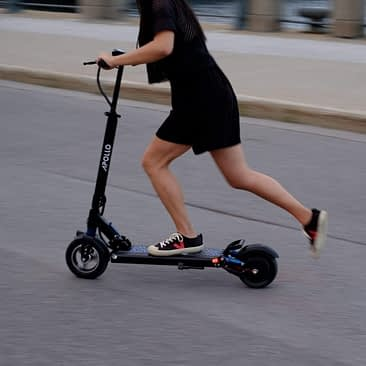 Apollo Light - best electric scooter for New York City