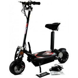 Zipper Seated Electric Scooters For Adults
