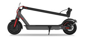 Hiboy S2 Lightweight Folding Electric Scooter with Seat