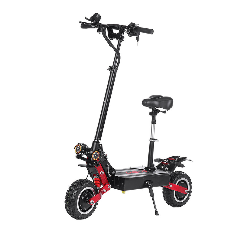 LAOTIE ES18 - 85kmh Off Road Electric Scooter with Seat
