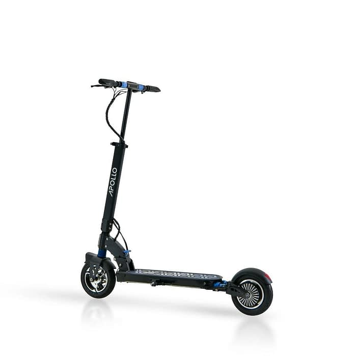 Apollo City Electric Scooter with Folding Seat