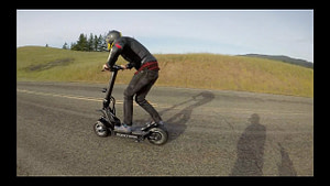 Weight limit for an Electric Scooter - Dualtron X
