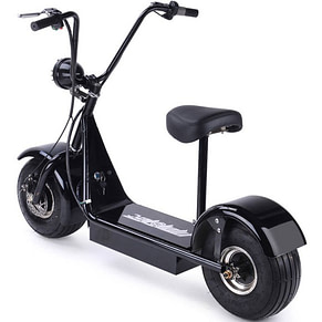 Fatboy 800 W electric scooter - Mototec Fat Tire Electric Scooters With Seat
