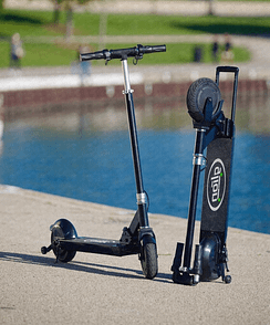 Glion Dolly Water Resistant Electric Scooter 225