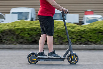 The Best Fast Electric Scooters for a Heavy Rider