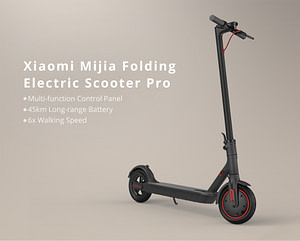 Xiaomi M365 Pro - Best selling electric scooter in europe