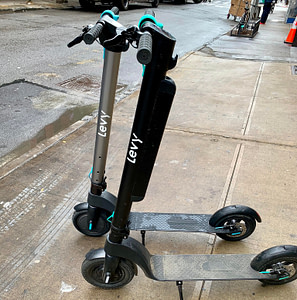 Levy Electric Scooter - Best Electric Scooter for college students