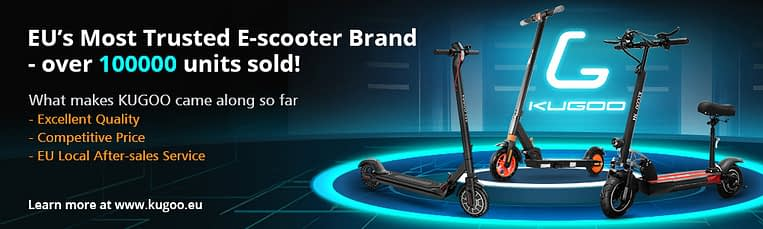 KUGOO S1 Pro - Best Value Electric Scooter for Adults