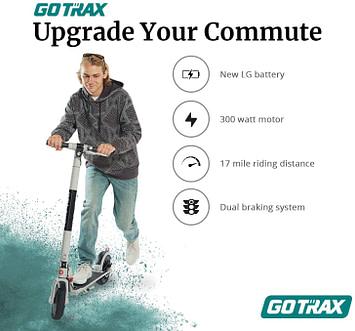 GOTRAX XR Ultra Commuting E-scooter1