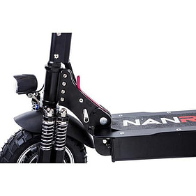Nanrobot D4+ Powerful Electric Scooter - suspension