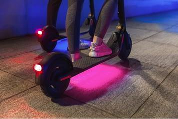 Ninebot E25E - Best Lightweight Commuter Scooter 2021
