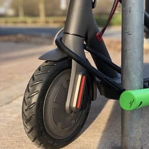 Electric Scooter Locks - electric scooter accessories