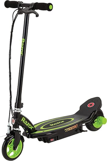 Razor Power Core E90 Electric Riding Scooter for Kids