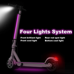Hiboy S2 Lite -The Best electric scooter for kids and teens