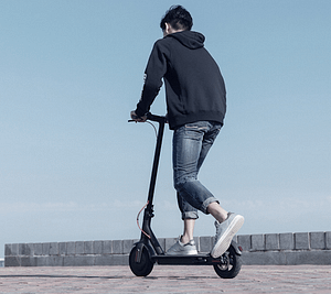 The Weight Limit For An Electric Scooter -Xiaomi M365