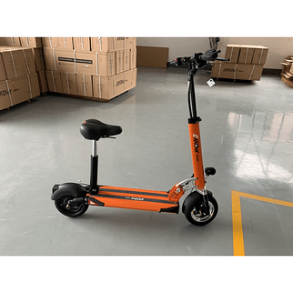Emove Cruiser 2020 electric scooter with seat