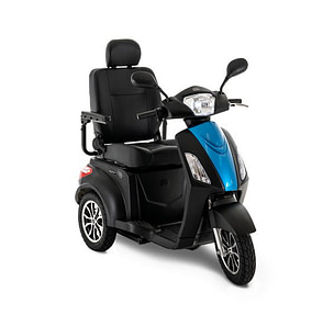 Pride Raptor 3 Wheel Electric Scooter for Adults