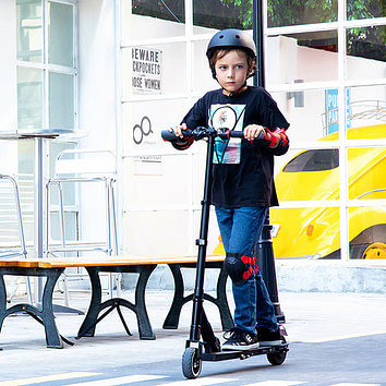 MegaWheels S1 Electric Riding Scooter for Kids