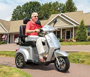 electric tricycle for adults - Pride Raptor